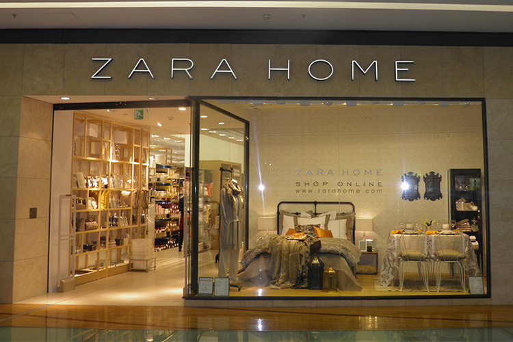 zara home lojas mar shopping matosinhos zara home. Black Bedroom Furniture Sets. Home Design Ideas