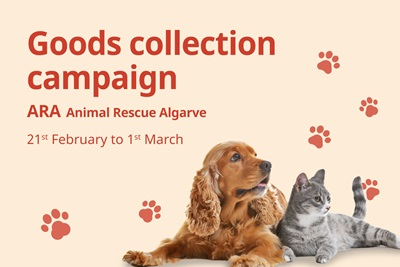 goods collection campaign