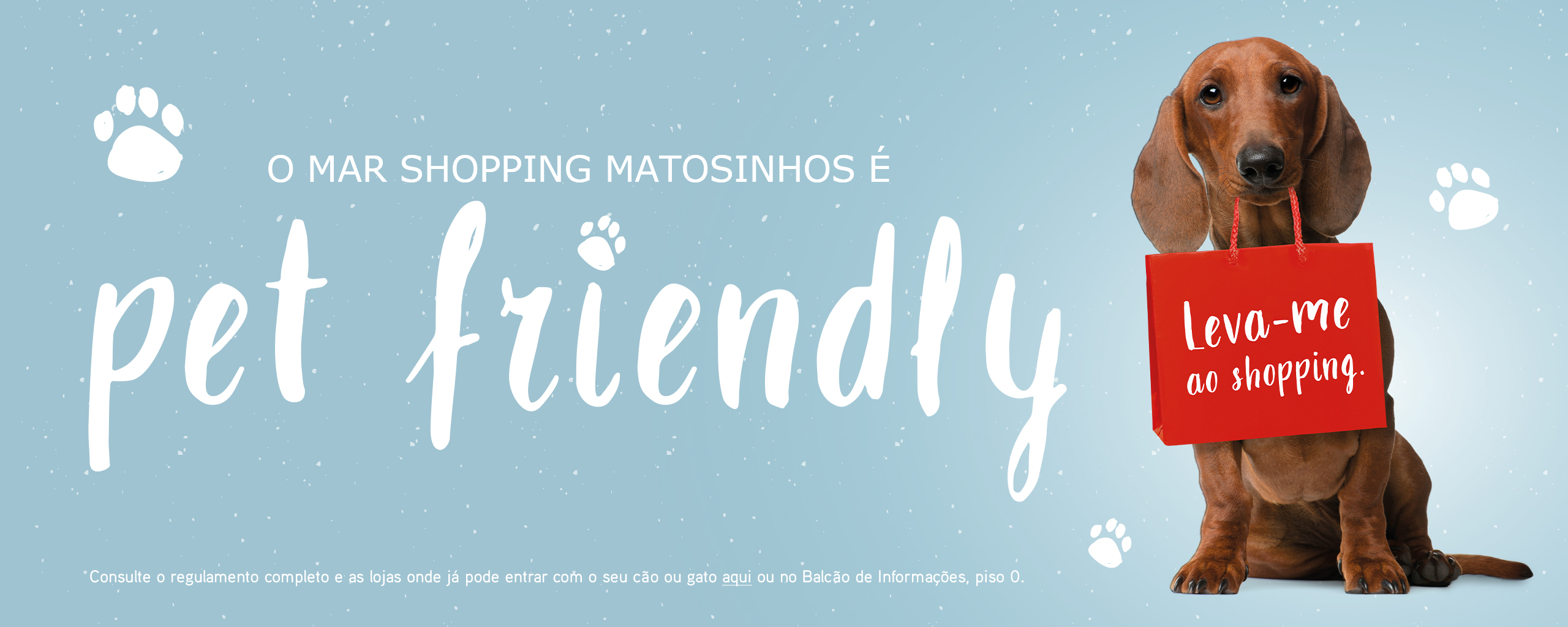 pet friendly mar shopping