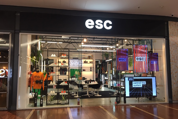 esc store mar shopping matosinhos