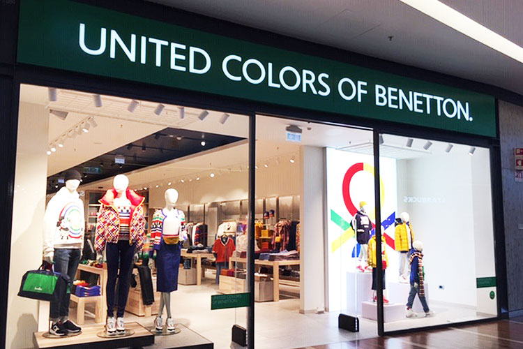 loja united colors of benetton